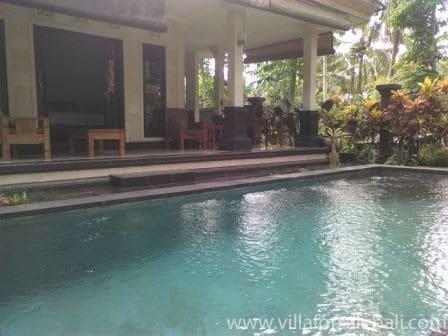 Nice villa in Ubud