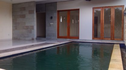 Brand new villa in Sanur