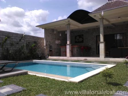 Beautiful villa for sale in Ubud