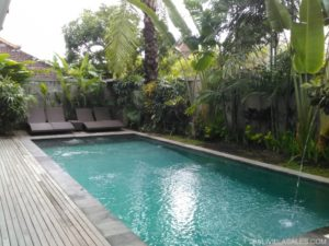 Nice private villa in Sanur