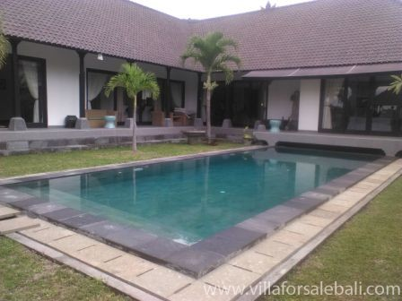Luxury villa in Ubud