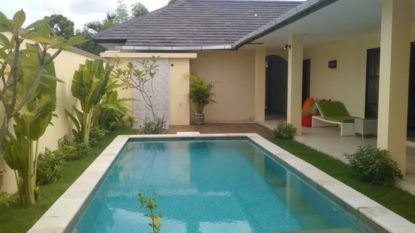 Beautiful brand new villa in Sanur