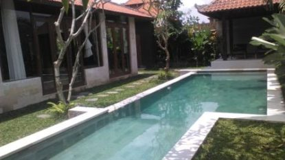 Nice villa for sale near central Ubud