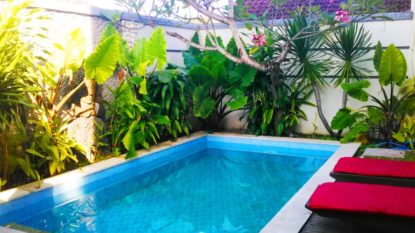Beautiful bright villa in North Sanur