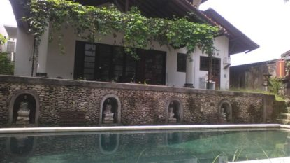 Nice villa close to the central Ubud