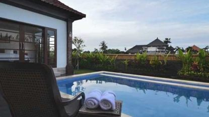Traditional and unique 5 bedroom villa in Canggu