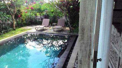 2 bedroom private villa in the middle of rice field of Ubud