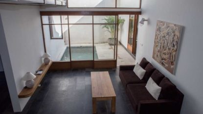 Comfortable 3 bedroom house with nice plunch pool in Umalas