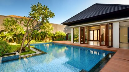 Brand new villa at Seminyak
