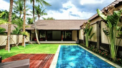 Stunning 4 bedroom villa in Pererenan
