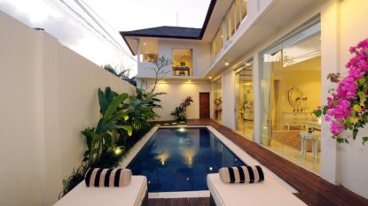 Beautiful 3 bedroom villa in Berawa, Canggu