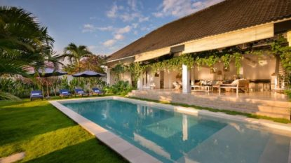 Simply beautiful 3 Bedrooms villa at Umalas