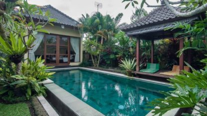 Newly renovated 2 bedroom villa in Ubud