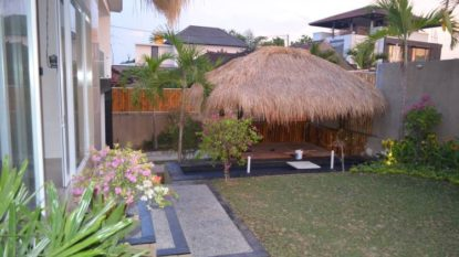 Tropical 3 bedroom villa in Nusa Dua