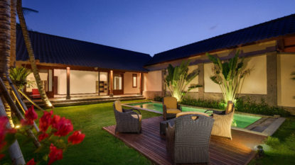 3 bedroom villa in north of Canggu