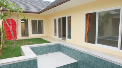 2 bedroom leasehold villa in Sanur