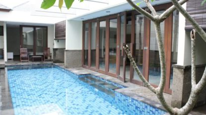 3 bedroom villa in quiet and secure area of Nusa Dua