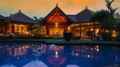 Magnificent villa at Nusa Dua