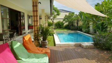 3 bedroom villa in Sanur