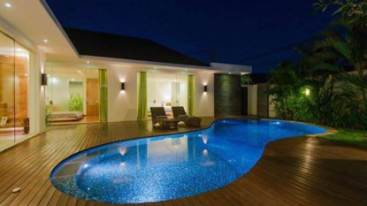 Beautiful villa for leasehold in Umalas