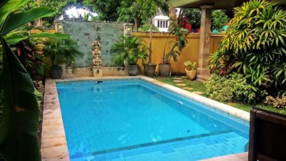 4 bedroom villa in Jimbaran
