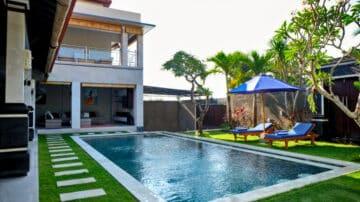 Brand New 4 bedroom private villa in Pererenan – Canggu area