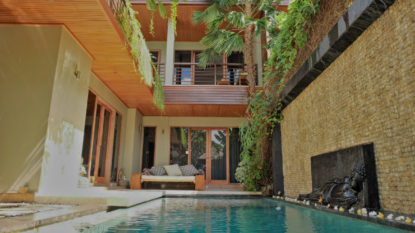 Comfortable 3 bedroom villa in heart location of Seminyak area