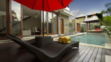 3 bedroom villa in Batu Bolong beach area, Canggu