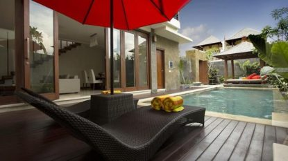 3 bedroom villa in Batu Bolong beach area, Canggu