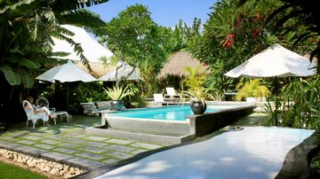 Bungalows Villa for Leasehold in Canggu with Holiday Rental License