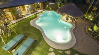 Magnificent 5 bedroom villa in Canggu area