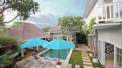 Fabulous villa in Batu Belig area