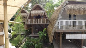 Natural cottage in nice area of Ubud