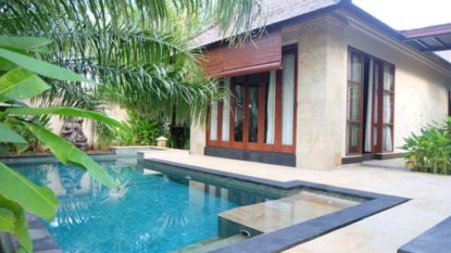 Amazing 3 bedroom villa with beautiful golf view in Jimbaran