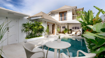 Brand new beautiful villa in good area of Sanur