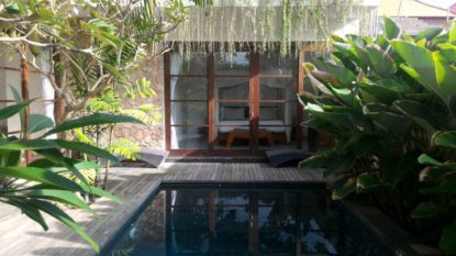 Beach side 4 Bedroom villa in Sanur for freehold