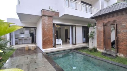 Beautiful 3 bedroom villa set on safe residential of Canggu area
