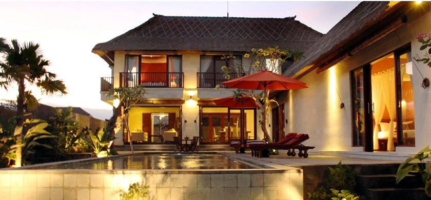 Beautiful private villa in Canggu area