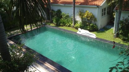 Beautiful 4 bedroom villa at Canggu prime location