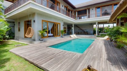Beautiful leasehold 4 bedroom villa in Canggu area