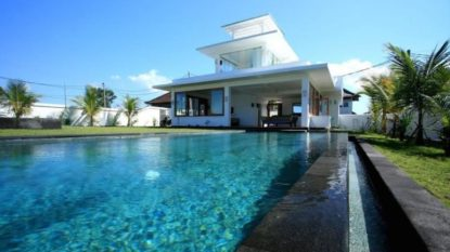 Stunning private villa near Pererenan beach