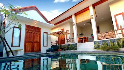 3 bedroom villa in Kerobokan with Plunge pool