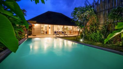 Stunning 2 bedroom private villa in Kerobokan area