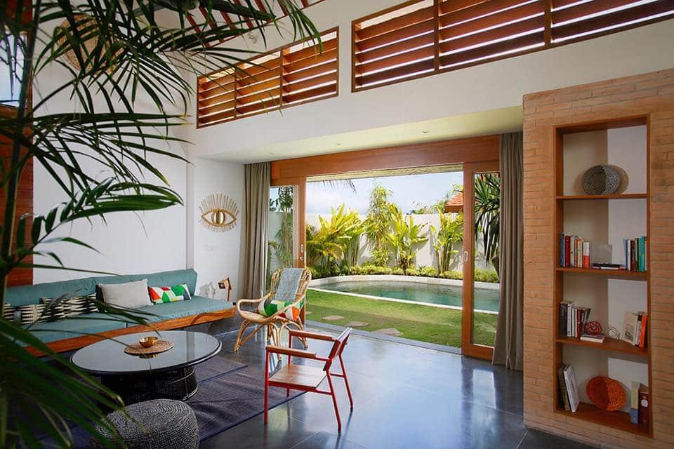Villa Cantik 2 kamar di Umalas