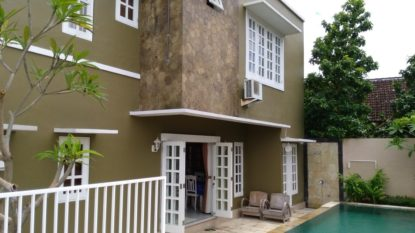 New Villa in Jimbaran