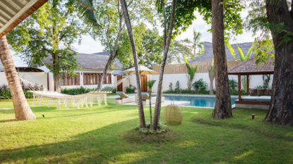 Stylish 4 Bedroom Family Villa in Prime Umalas location