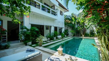 Beautiful 2 bedroom villa in good location of Seminyak area