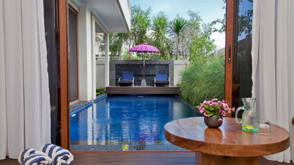 Stunning villa in South Kuta area