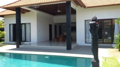 3 bedroom villa with quiet area in Umalas