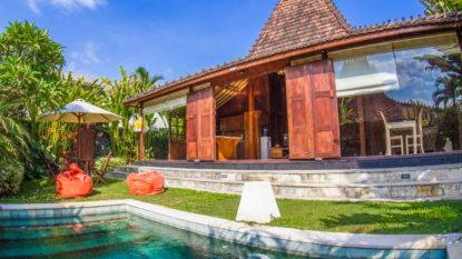 Joglo Villa in North Canggu ( Price reduced for fast sell )